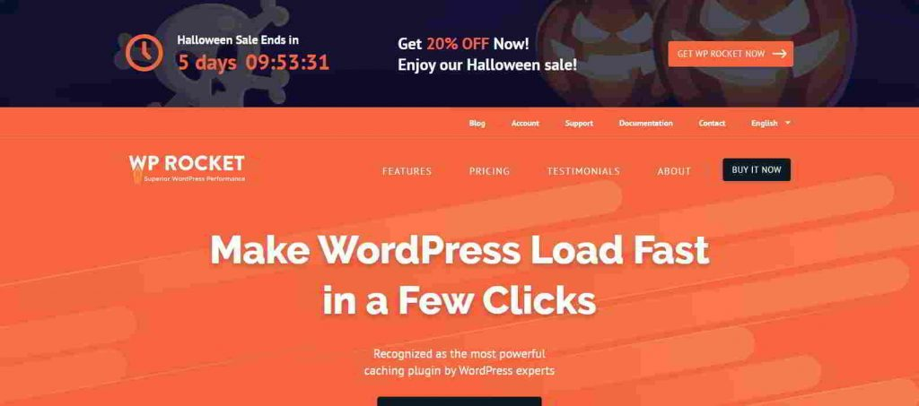 Caching Plugin for WordPress Speed up your website with WP Rocket